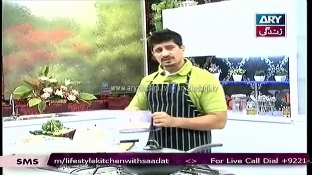 Lifestyle Kitchen, 28-04-14, Mutton Stew & Mazay Dar Patate