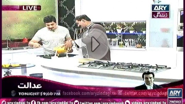 Lifestyle Kitchen, 23-07-14, Qeema Kachori, Aflatoon & Pithi Wali Kachori
