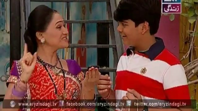 Tarak Mehta Ka Oulta Chasma 8th August 2014