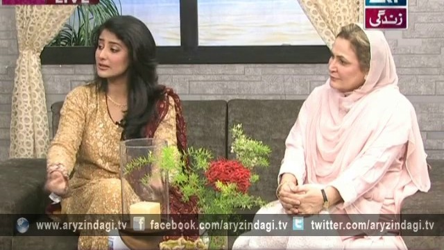 Naheed Ansari Show, 13th Sep 2014