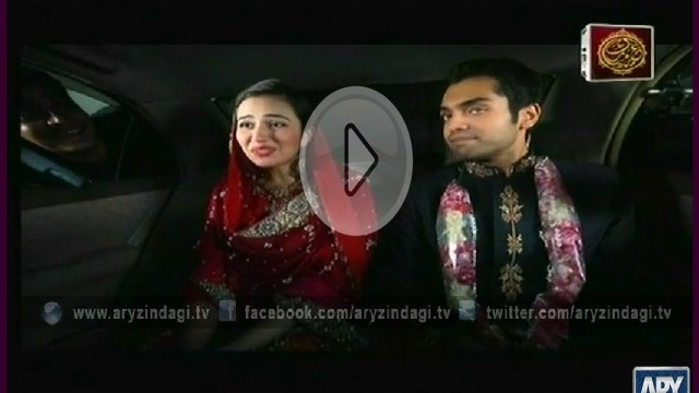 Aghwa Baraye Pyar, Eid Day 1, 6th October 2014