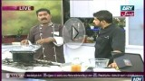 Lifestyle Kitchen, 10th October 2014, Manpasand, Apple Bread & Makhadi Halwa