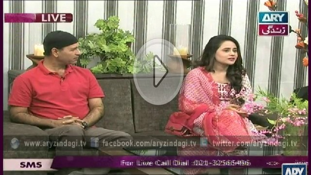 Naheed Ansari Show, 11th October 2014, Rolled Kabab & Russian Cutlets