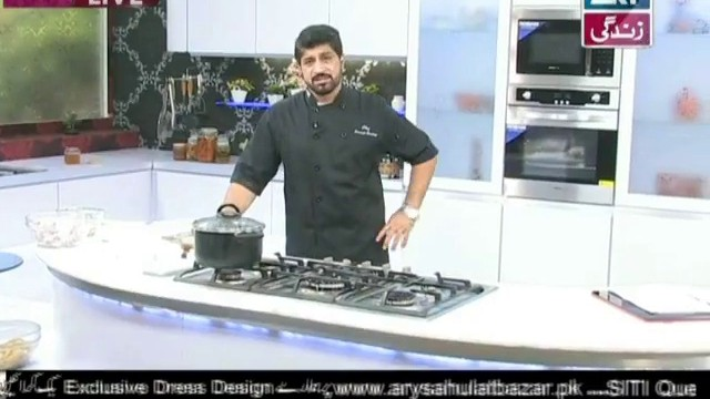 Lifestyle Kitchen, 23rd Sep 2014, Maghaz Do Piyaza & Khashkhas Ka khageena