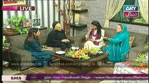 Naheed Ansari Show 7th December 2014