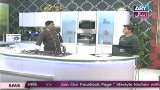 Lifestyle Kitchen, 31st December 2014, Moong Phali Wala Chewra & Anday Ka Halwa
