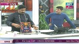Lifestyle Kitchen, 14th January 2015, Karachi Halwa, Sohan Halwa & Dhaba Karhai