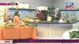 Naheed Ansari Show, 18th January 2015, Haldi Murgh Malai Tikka & Orange Jello Cup