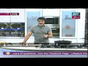Lifestyle Kitchen 10th March 2015
