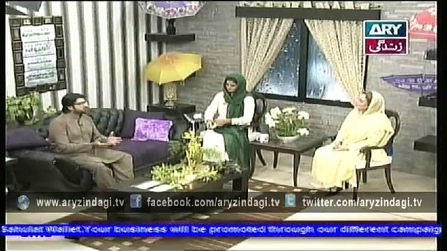 Naheed Ansari Show 15th March 2015