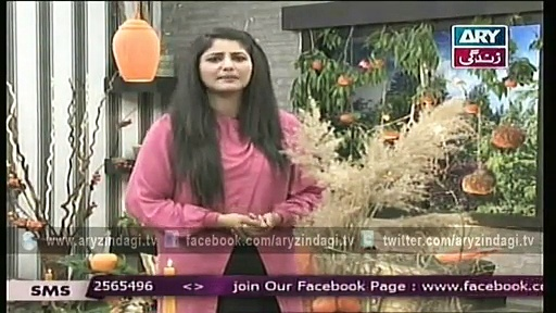 Naheed Ansari Show 28th March 2015