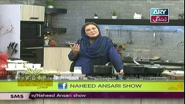 Naheed Ansari Show 7th March 2015