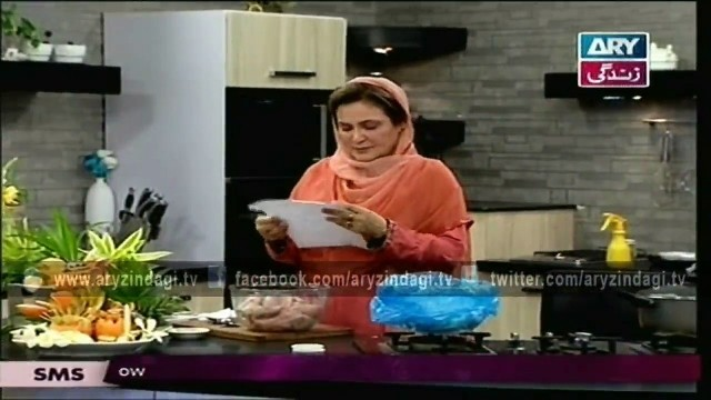Naheed Ansari Show 25th April 2015