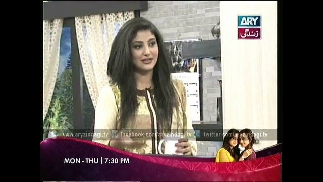 Naheed Ansari Show 4th April 2015