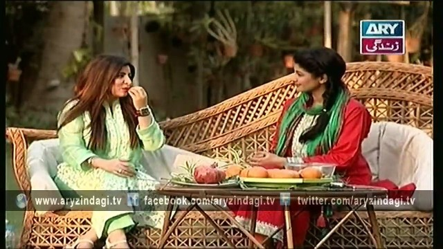 Naheed Ansari Show 5th April 2015
