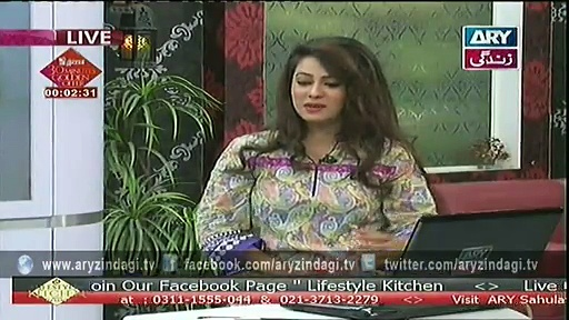 Lifestyle Kitchen 18th May 2015