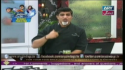 Lifestyle Kitchen 25th May 2015