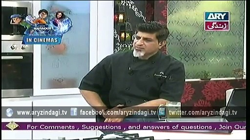 Lifestyle Kitchen 26th May 2015