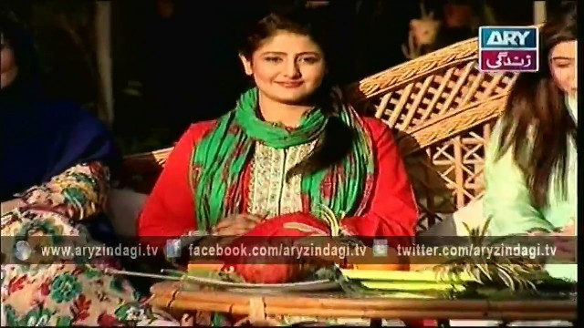 Naheed Ansari Show 17th May 2015