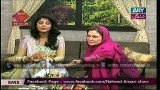 Naheed Ansari Show 30th May 2015