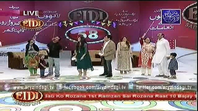 Eidi Sab Ke Liye – Special – 25th June 2015