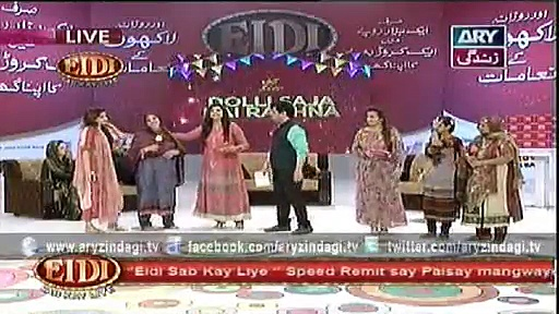 Eidi Sab Ke Liye – Special – 26th June 2015