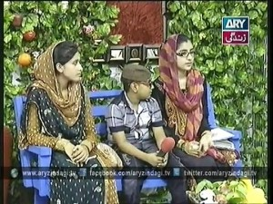Sabzi – Naheed Ansari Show 14th June 2015