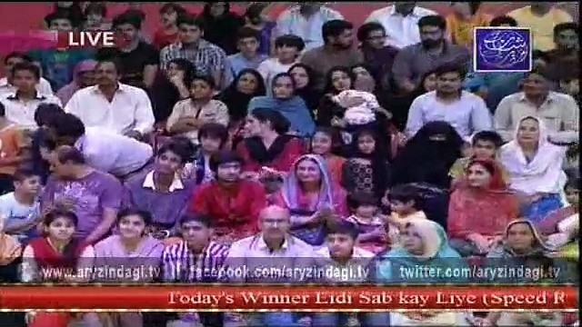 Eidi Sab Ke Liye 13th July 2015
