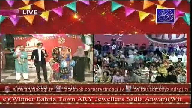 Eidi Sab Ke Liye – Special – 2nd July 2015