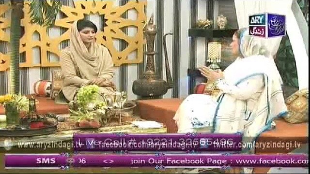 Naheed Ansari Show 5th July 2015