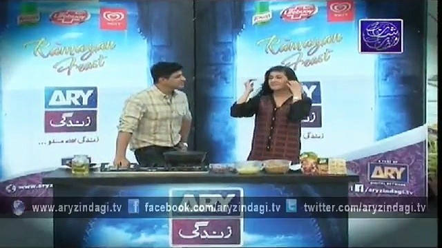 Ramzan Feast 12th July 2015