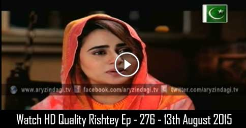 Behenain Aisi Bhi Hoti Hain Ep – 277 – 13th August 2015