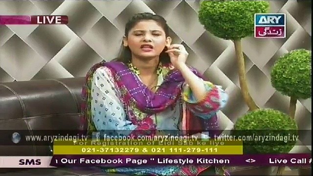 Bengali Cham Cham – Barfi Roll – Lifestyle Kitchen 5th August 2015