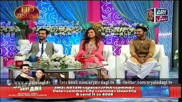 Eid Hai Zindagi – Eid Special – Part 1 – 26th September 2015