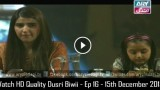 Dusri Biwi – Ep 16 – 15th December 2015