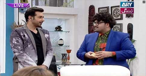 Salam Zindagi With Faysal Qureshi 29th March 2016 Part 2