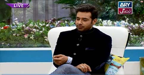 Salam Zindagi With Faysal Qureshi 31st March 2016 Part 1