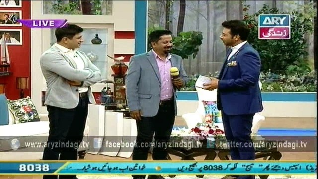 Salam Zindagi With Faysal Qureshi 14th March 2016