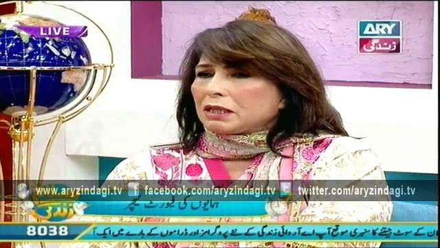 Salam Zindagi With Faysal Qureshi 17th March 2016