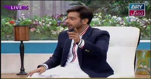Salam Zindagi With Faysal Qureshi 24th March 2016