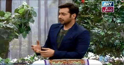 Salam Zindagi With Faysal Qureshi 15th April 2016 Part 2