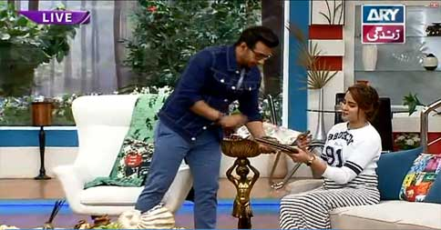 Salam Zindagi With Faysal Qureshi 20th April 2016 Part 2
