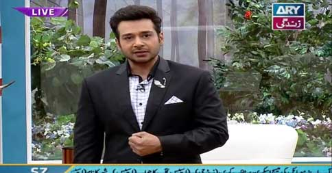 Salam Zindagi With Faysal Qureshi 1st April 2016 Part 1