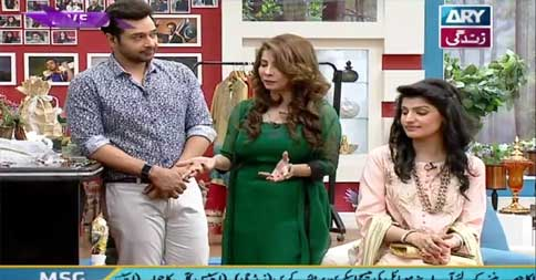 Salam Zindagi With Faysal Qureshi 5th April 2016 Part 1