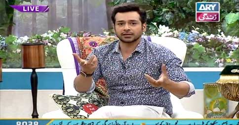 Salam Zindagi With Faysal Qureshi 5th April 2016 Part 2