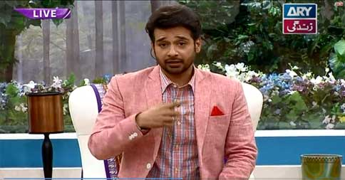 Salam Zindagi With Faysal Qureshi 8th April 2016 Part 2