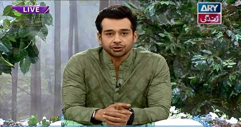 Salam Zindagi With Faysal Qureshi 19th April 2016 Part 2