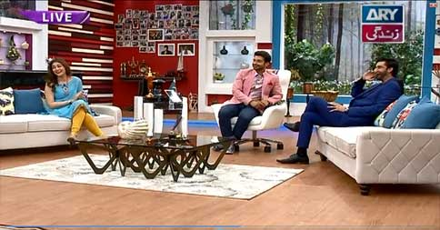 Salam Zindagi With Faysal Qureshi 8th April 2016 Part 1