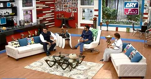 Salam Zindagi With Faysal Qureshi 20th April 2016 Part 1