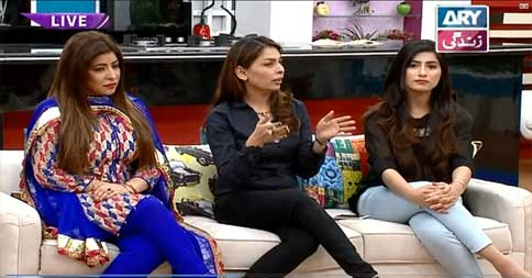 Salam Zindagi With Faysal Qureshi 6th April 2016 Part 2